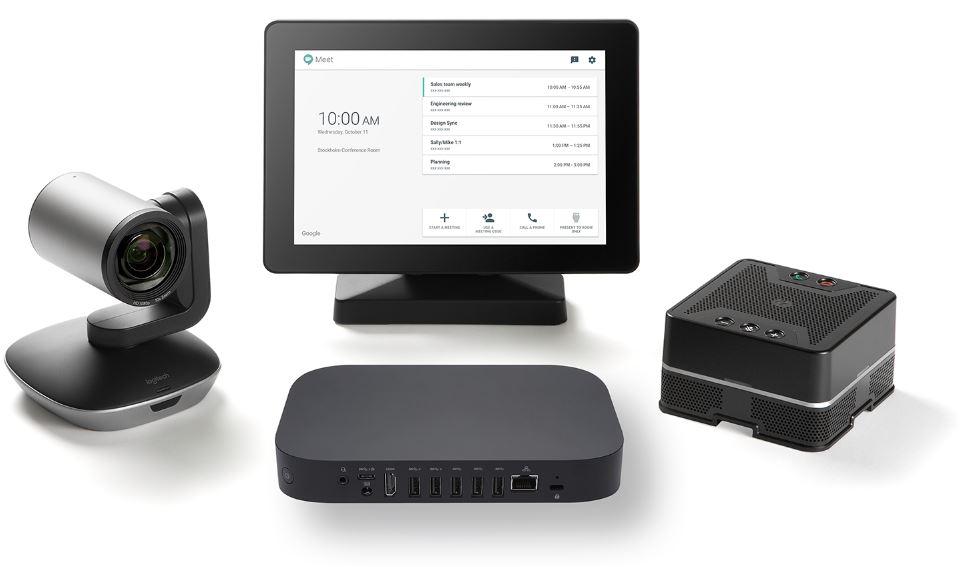 Le nouveau kit ASUS – Google Meet Hardware Kit