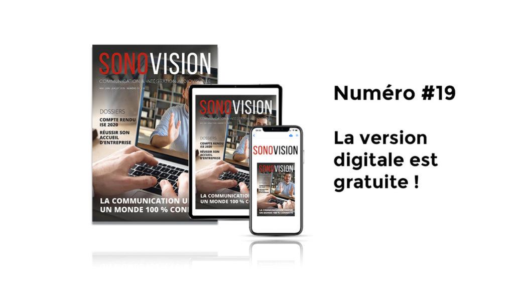 Génération Numérique vous offre le Sonovision #19… © DR