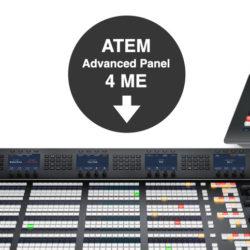 Broadcast : Blackmagic Design dévoile deux panneaux de contrôle © DR