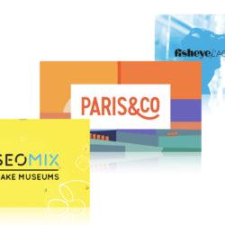 Quand les start-up ou porteurs de projets s'installent dans les musées... Paris & Co, Museomix et Fisheye l'agrandisseur