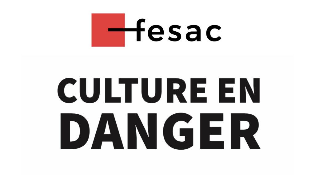 La Fesac lance un cri d'alerte pour la survie des entreprises du secteur culturel © DR