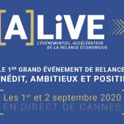 [A]LiVE, 1er événement de relance de la filière événementielle © DR