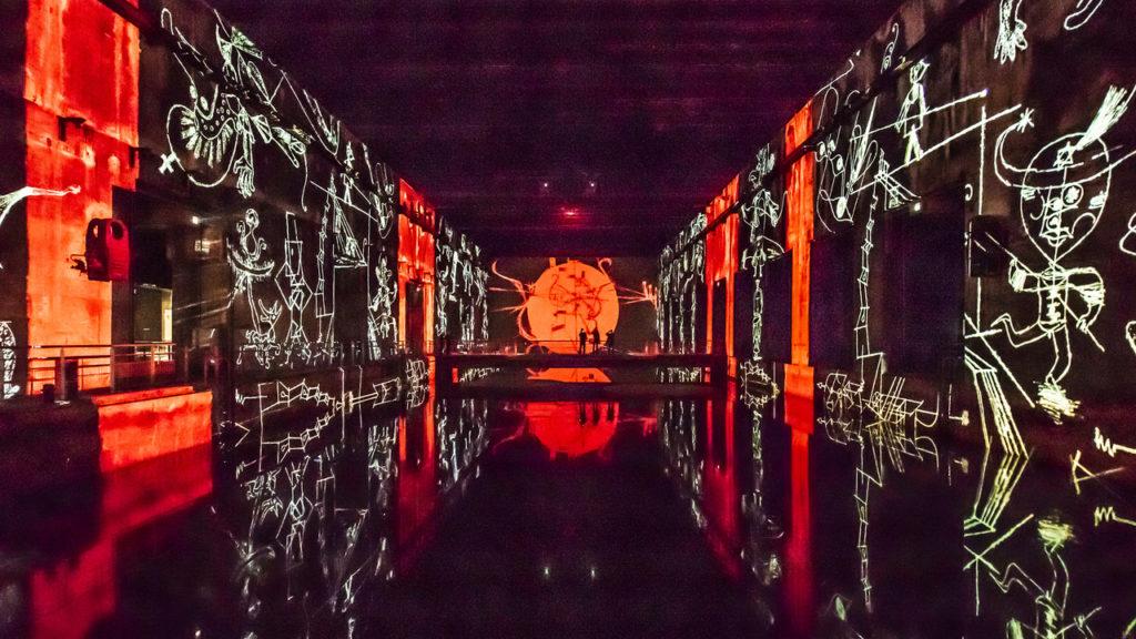 Immersion XXL pour les Bassins de Lumières de Bordeaux © DR