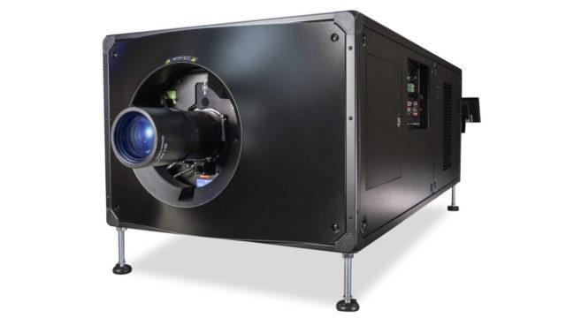 Christie redéfinit l'expérience cinématographique avec le CP4450-RGB © DR