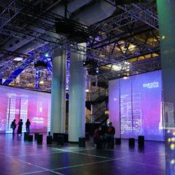 XXHL, giga tours et méga ponts, une exposition presque 100% numérique © Nathalie Klimberg