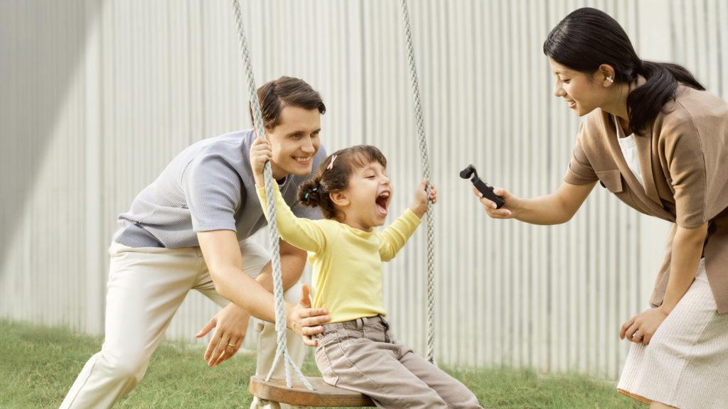 DJI Pocket 2, la plus compacte des caméras stabilisées 4K de DJI © DR
