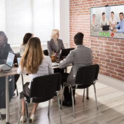 Mosaic Connect Box de NEC propose trois nouvelles solutions de réunions interactives © DR