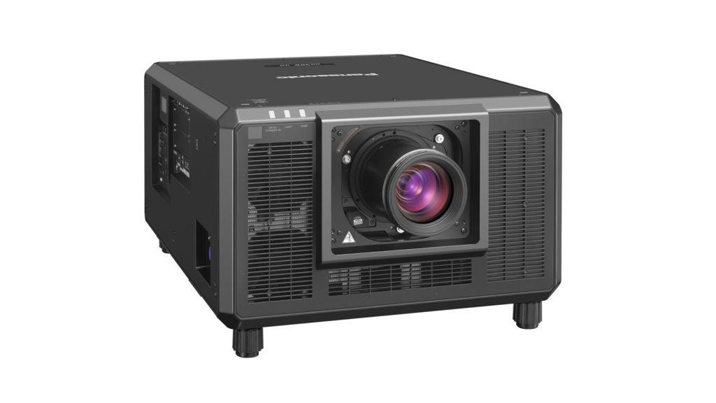 Vidéoprojection immersive 4K : plus de performance et de compacité chez Panasonic © DR