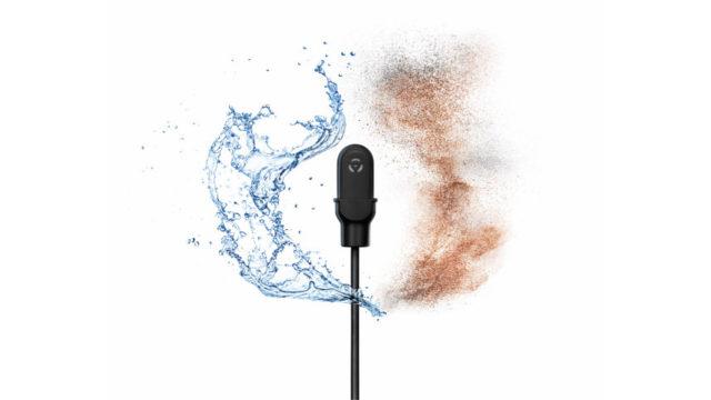 Duraplex, le dernier microphone miniature signé Shure © DR