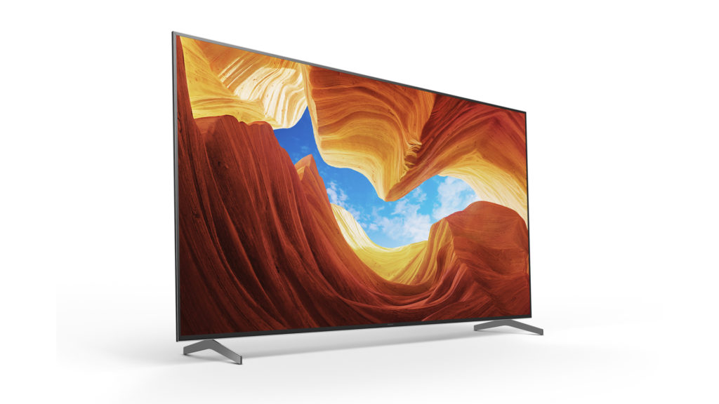 Quatre nouveaux écrans professionnels BRAVIA BZ40H chez Sony pour les entreprise et l'enseignement © DR