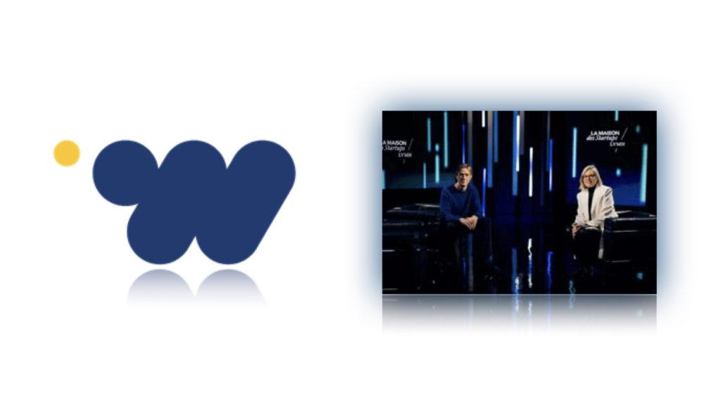 We are_ accompagne LVMH dans la production de ses émissions digitales © DR