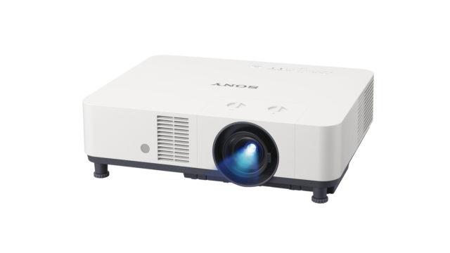 Sony élargit sa gamme de projecteurs laser... © DR