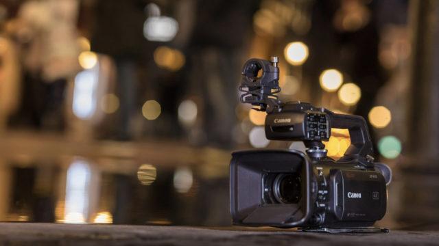 Une série de mises à jour pour plusieurs caméscopes Canon © DR