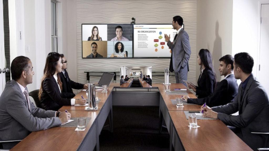 Comil et Enghouse Interactive signent un partenariat de distribution des solutions de visioconférence Vidyo © DR