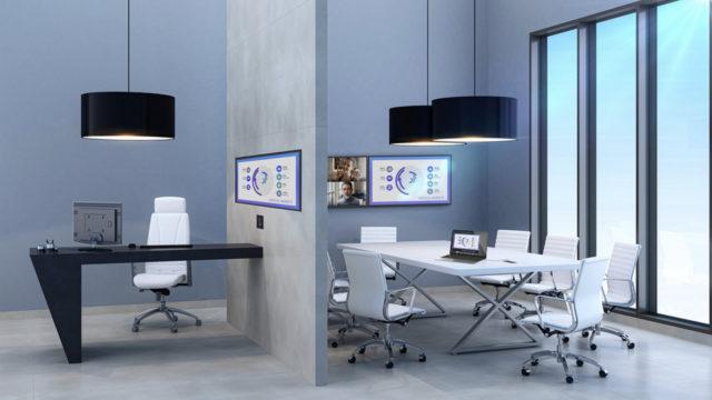 Crestron ajoute la toute première technologie de transition vers l'AV-sur-IP à son portefeuille DM NVX © DR