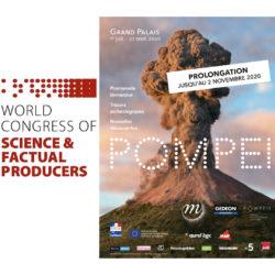 Gedeon Programmes salué pour son programme multi-format sur Pompéi © DR