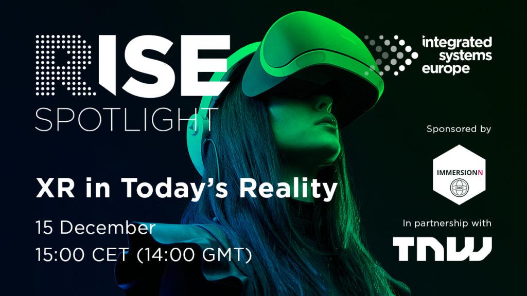 RISE Spotlight, la nouvelle série d'événements signée par l'ISE © DR