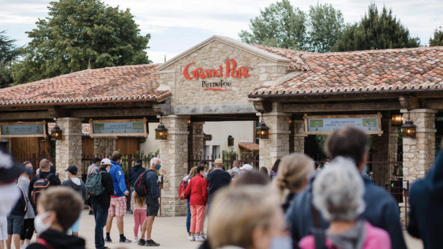 Le Puy du Fou se digitalise avec Media4Display © DR