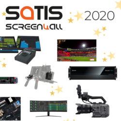 Découvrez les lauréats des Trophées de la Satis TV © DR