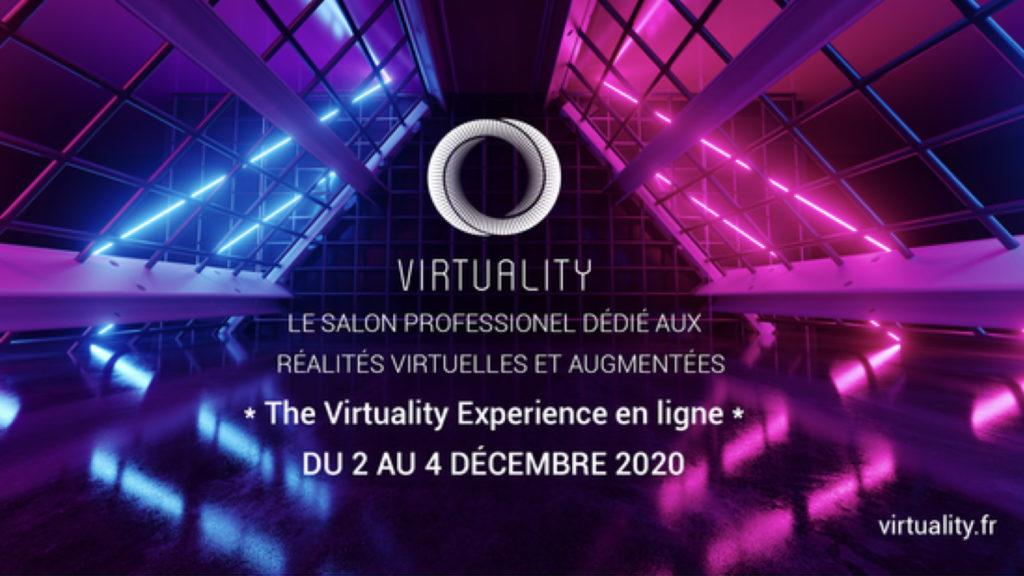 Virtuality revient pour une 4ème édition online © DR