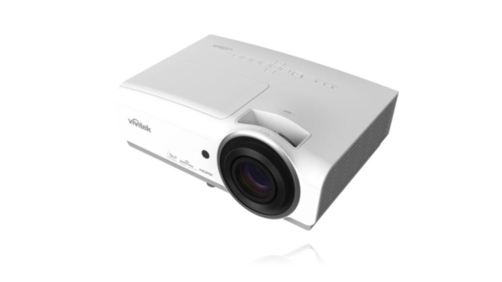 Le DU857, un nouveau projecteur multimédia d'entrée de gamme chez Vivitek © DR