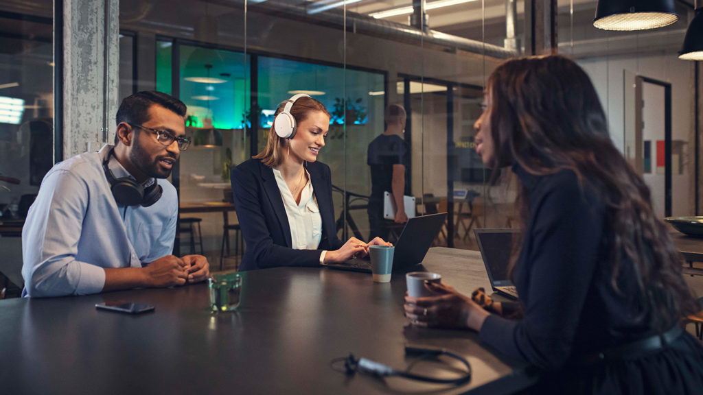 EPOS annonce la certification Google Meet et Google Voice pour les micro-casques ADAPT © DR