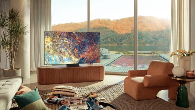 Téléviseurs Neo QLED et MICRO LED : la révolution LED chez Samsung © DR