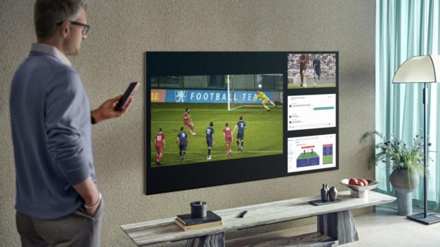 Téléviseur Samsung Neo QLED © DR