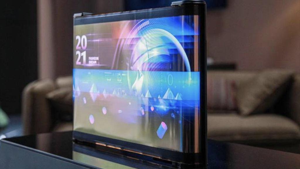 CES 2021 : deux nouvelles générations d'écrans flexibles chez TCL CSOT © DR