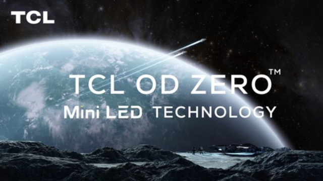 CES 2021 & écrans : TCL à la pointe de l'innovation avec la technologie OD Zero Mini-LED © DR