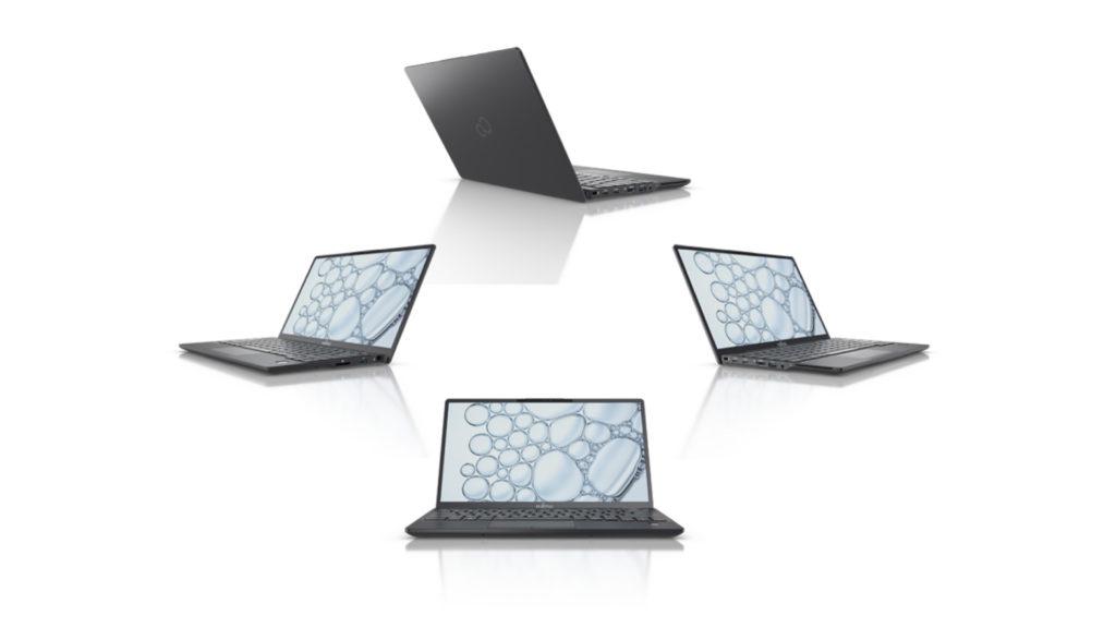 Fujitsu améliore sa gamme LIFEBOOK pensée pour les nouveaux modes de travail © DR