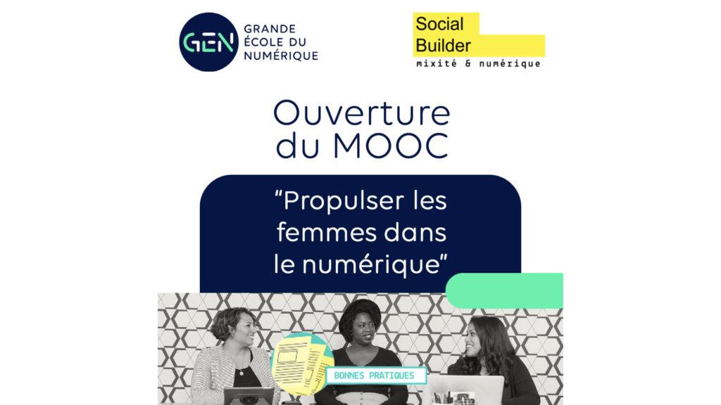 Un MOOC pour « Propulser les femmes dans le numérique » : on adhère ! © DR