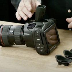 Pocket Cinema Camera 6K Pro fait son cinéma