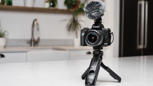Le nouveau Canon EOS M50 Mark II orienté créateurs de contenu © DR