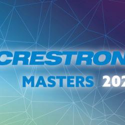 Les Crestron Masters sont de retour virtuellement © Création graphique à partir d'un fond Adobe Stock