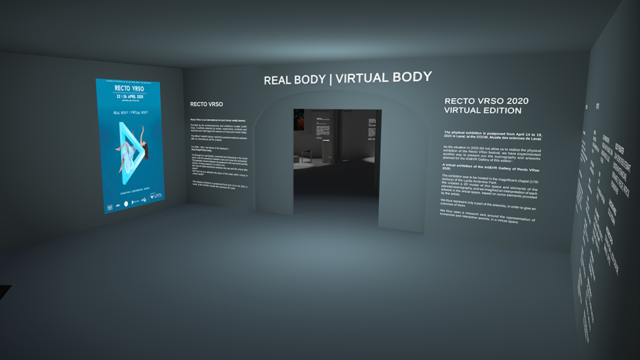 Laval Virtual World : une 4e édition hybride pour le festival international d'art numérique Recto VRso © DR