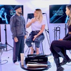 Grazia et L'Oréal Professionnel signent une première expérience de Live Shopping éditorialisé © DR