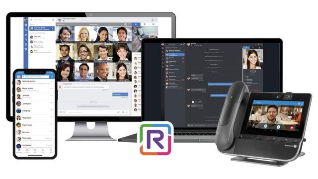 Travail collaboratif : les partenaires d'Alcatel-Lucent Enterprise pourront commercialiser Rainbow Touch d'OpenIP © DR