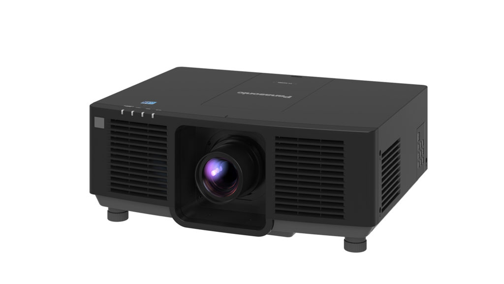 AVID 2021 : nouvelle gamme de vidéoprojecteurs laser LCD chez Panasonic © DR