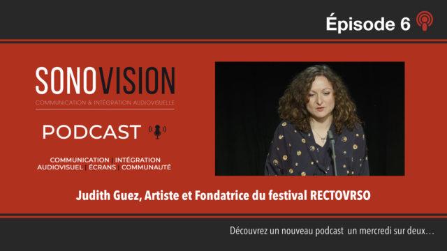 Art, VR et Recto VRso avec Judith Guez © DR