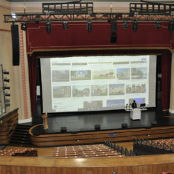 Christie s'invite à l'Université Queen Mary de Londres © DR
