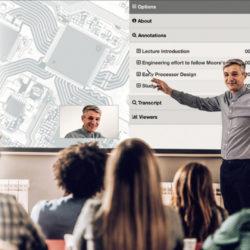 Transformer l'apprentissage avec Extron SMP © DR