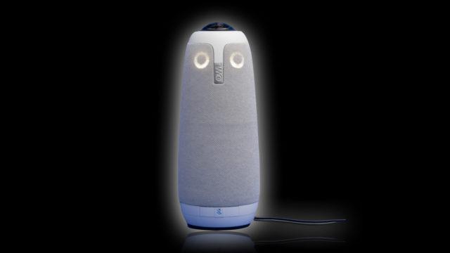 Une approche immersive 360° pour la caméra de visioconférence Meeting Owl Pro © DR