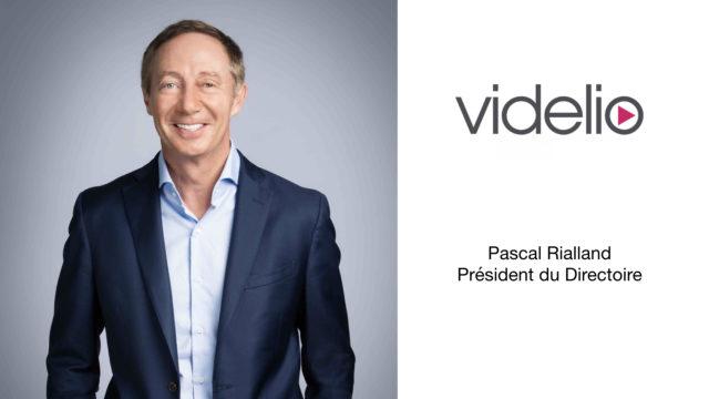 Pascal Rialland nommé à la tête du groupe Videlio © DR