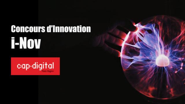 Concours d'Innovation i-Nov : faites-vous labéliser par Cap Digital ! © Photo by Ramón Salinero on Unsplash