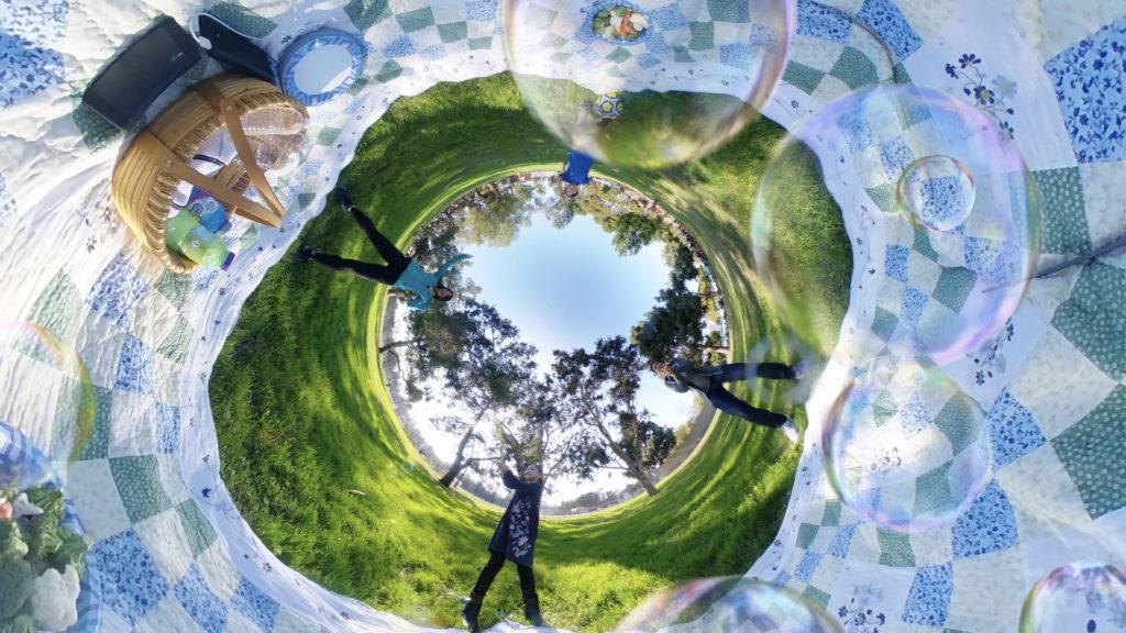 La caméra 360° IQUI distinguée aux Red Dot Award et iF Design Award © DR