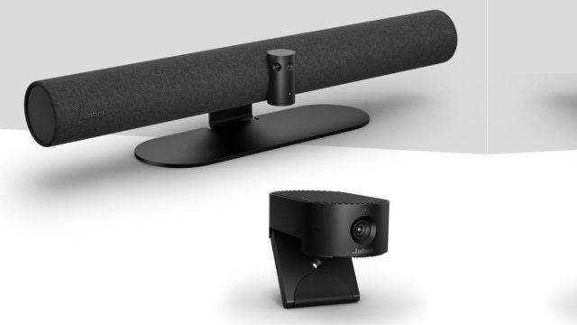 Jabra complète sa gamme de caméras intelligentes dans un monde de travail hybride © DR