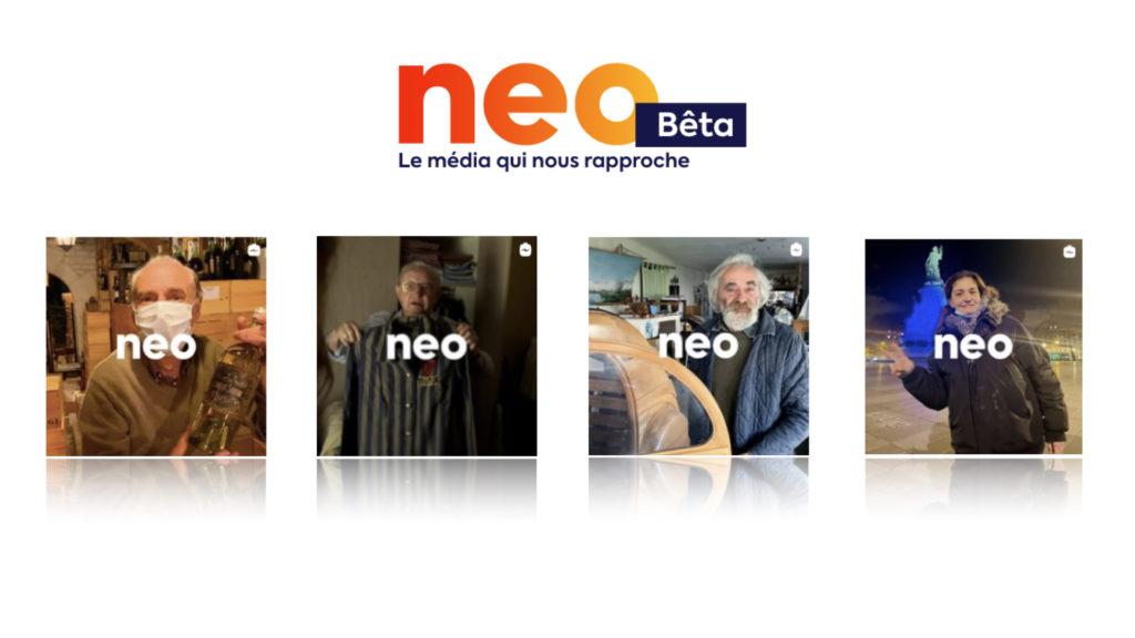 Neo, lancé il y a 4 mois, dépasse déjà les 100 millions de vues cumulées © DR