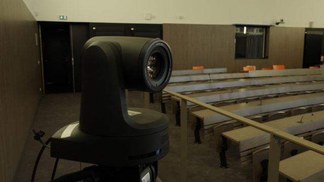 Panasonic et Sennheiser révolutionnent l'enregistrement audiovisuel grâce au suivi vocal © DR