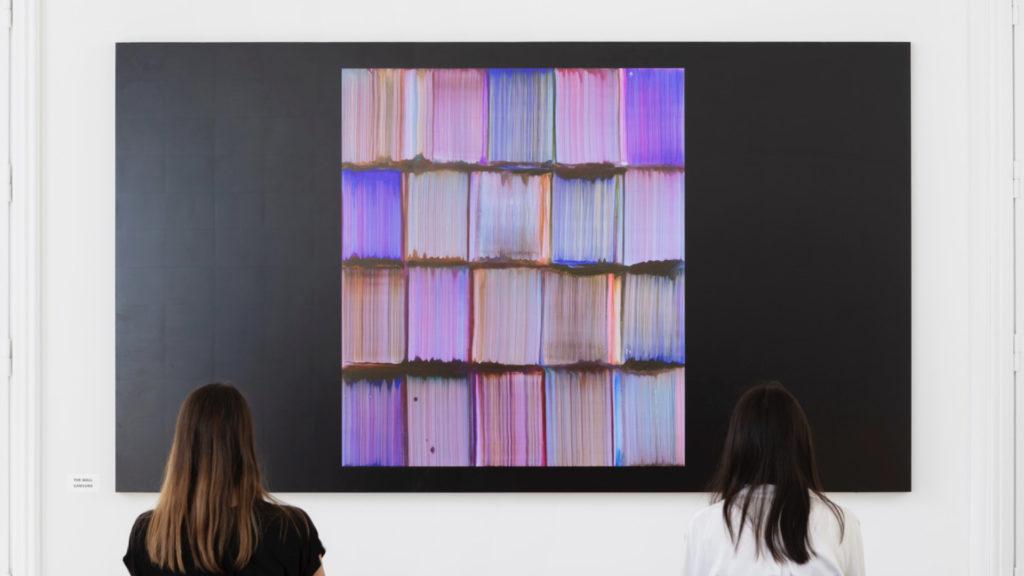 The Wall s'invite à la Galerie Perrotin © DR